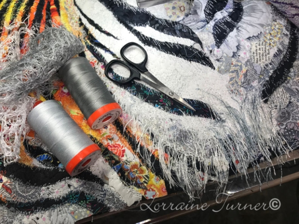 Auri-fur -- dettagli del manto della tigre siberiana di Angels Amongst Us